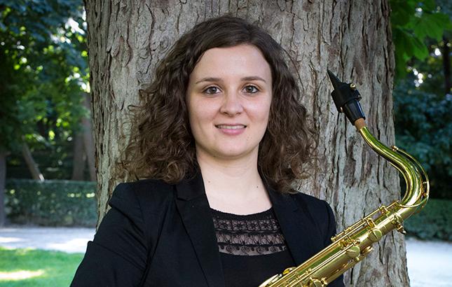 Laia García - Profesor de Saxofón - Tempo Musical