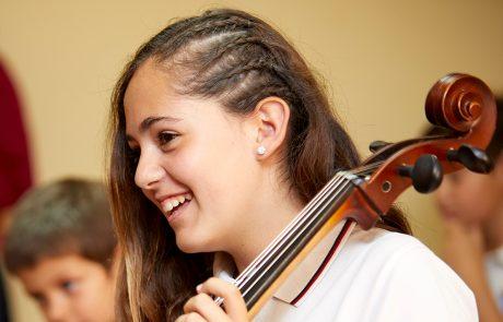 Clases de Violonchelo en Tempo Musical