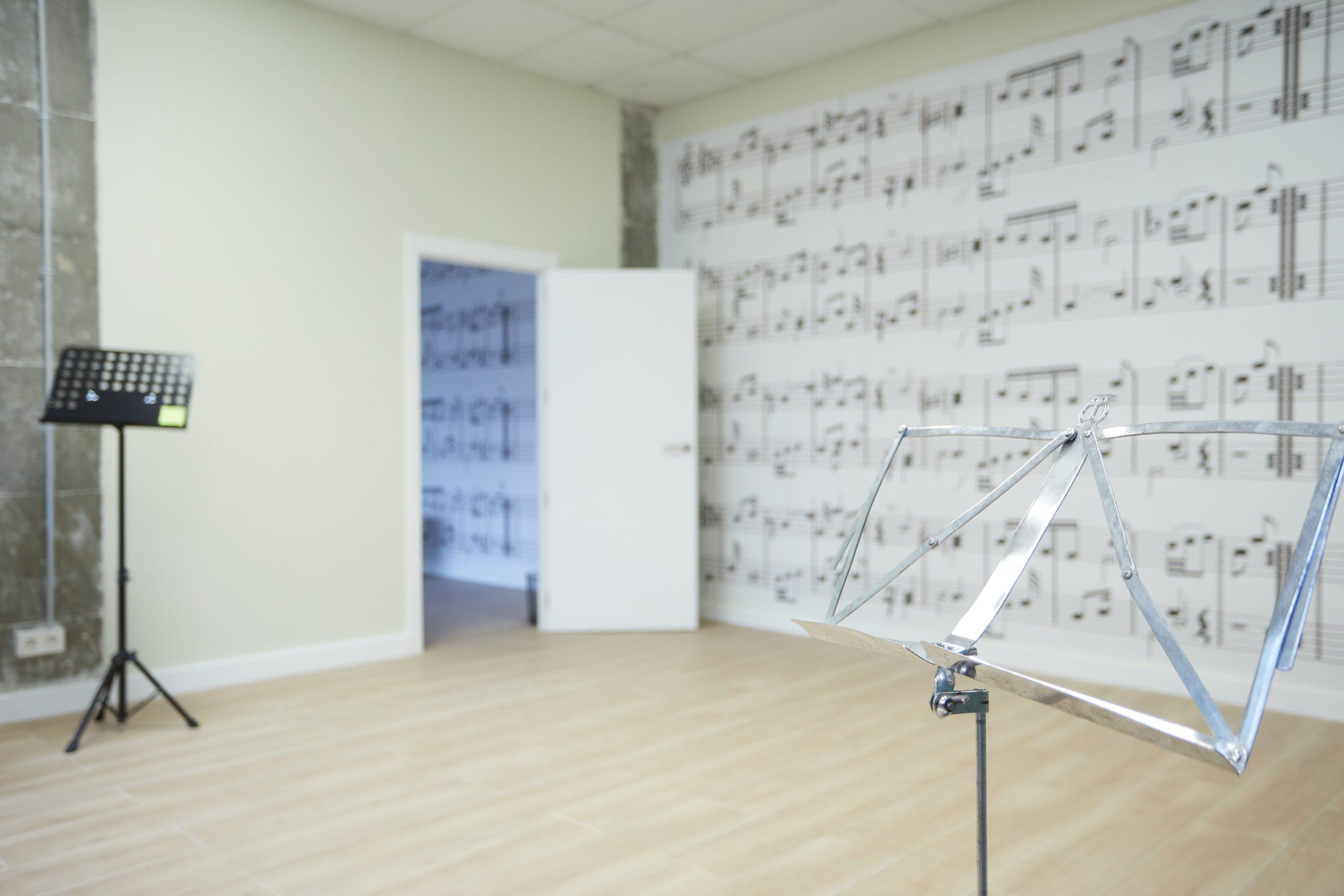 Alquiler de espacios - Aula Grande Tempo Musical