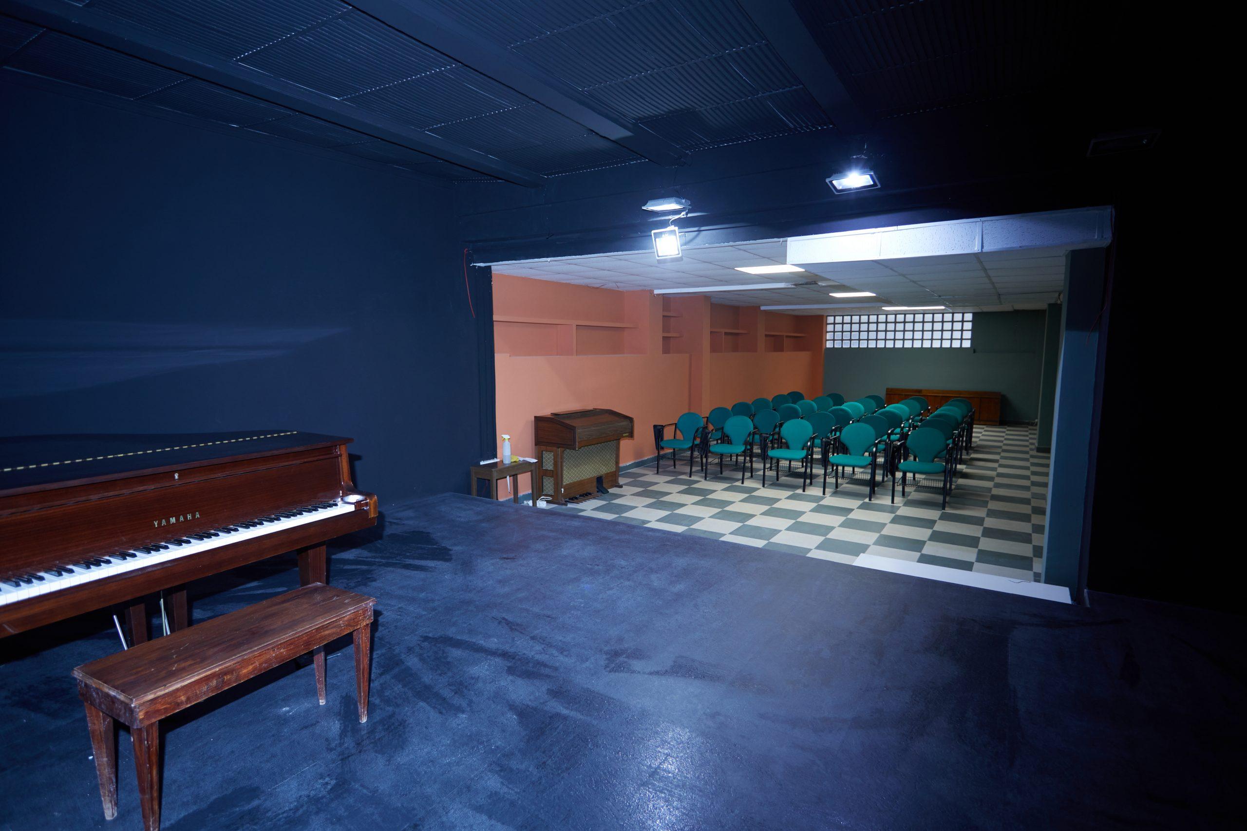 Sala de Actos - Alquiler de Espacios - Tempo Musical