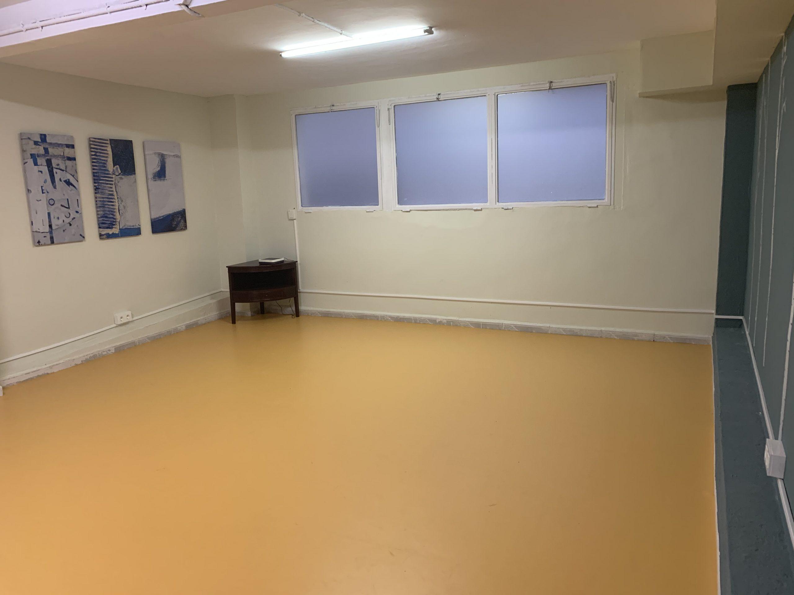 Sala Polivalente - Tempo Musical
