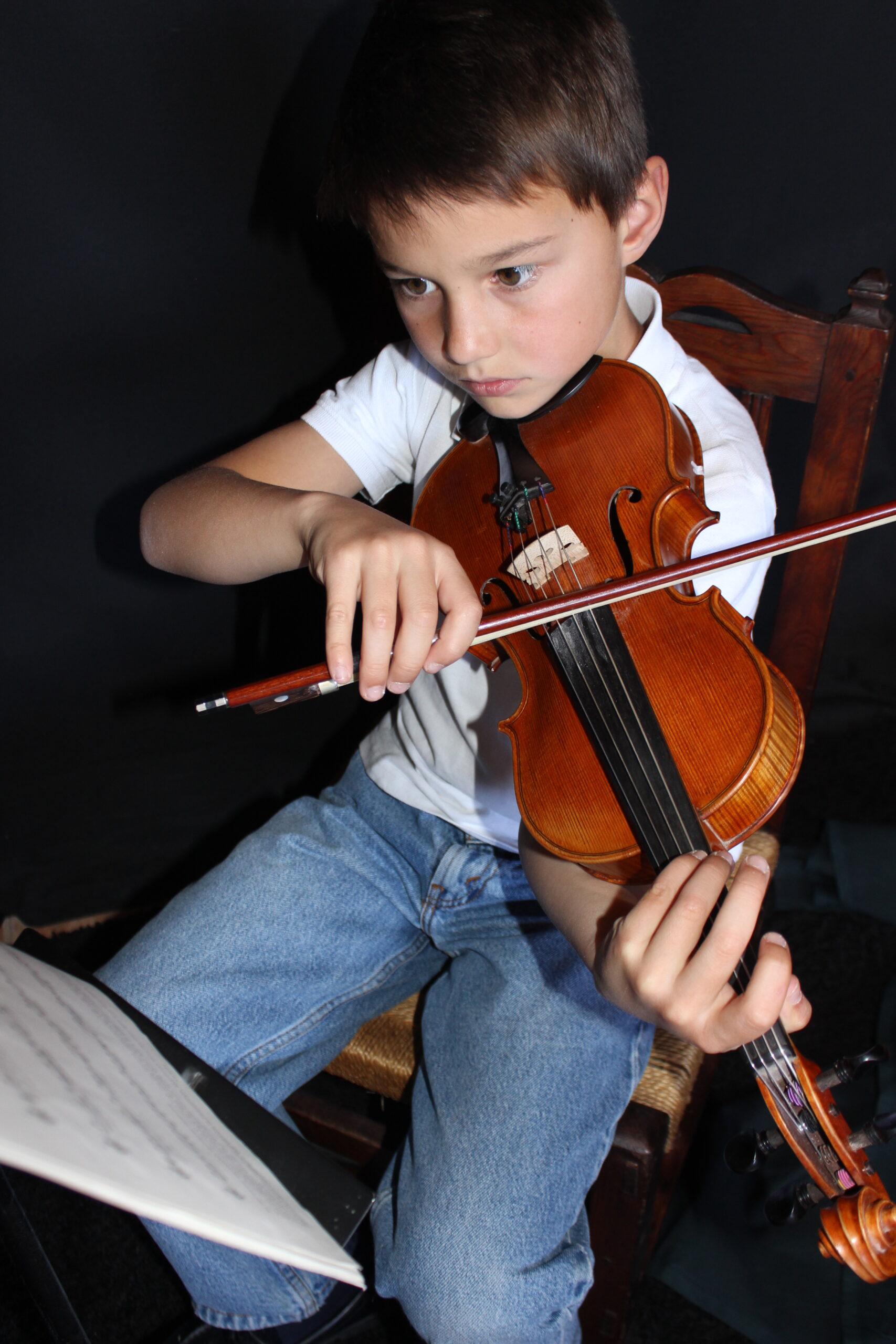 Actividad extraescolar de música en Tempo Musical